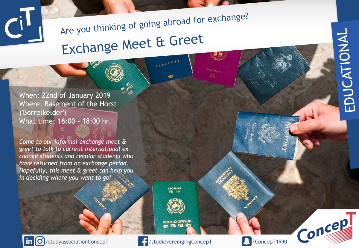 Exchange Meet & Greet