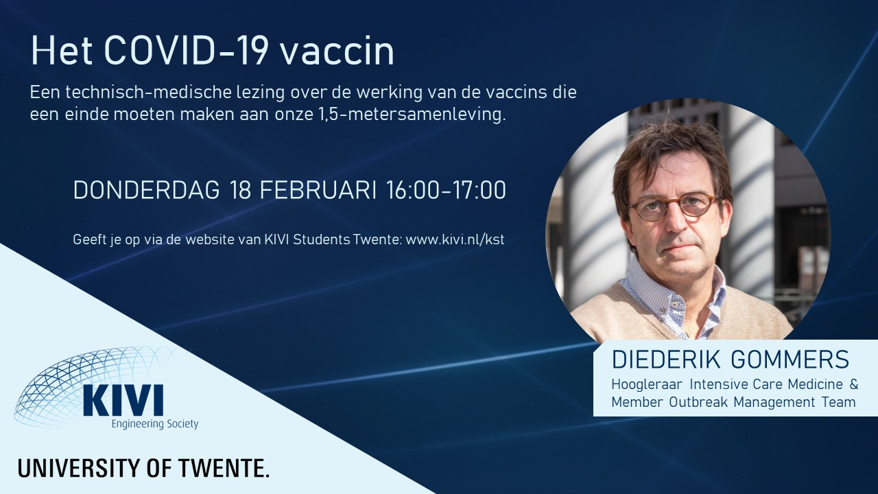[Dutch speaking] Het COVID-19 vaccin