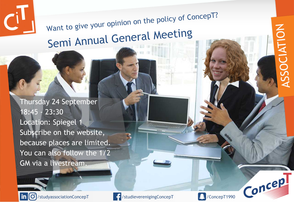 Semi Annual General Meeting