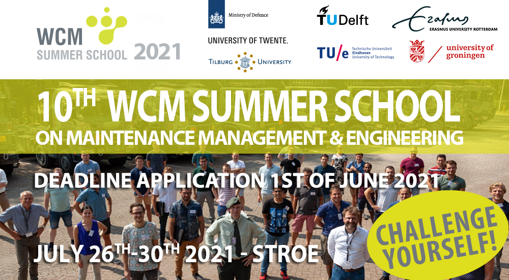 [Dutch Master students] WCM Summer School