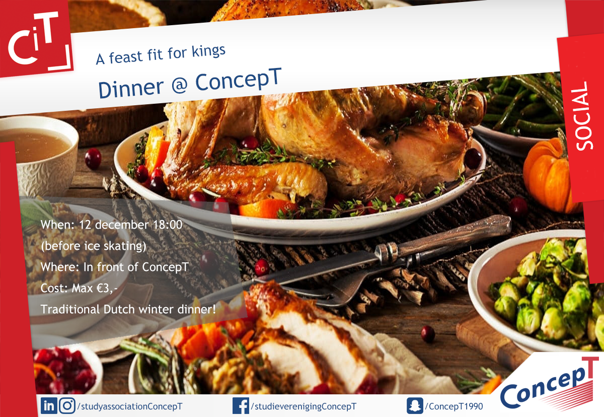 Dinner with ConcepT