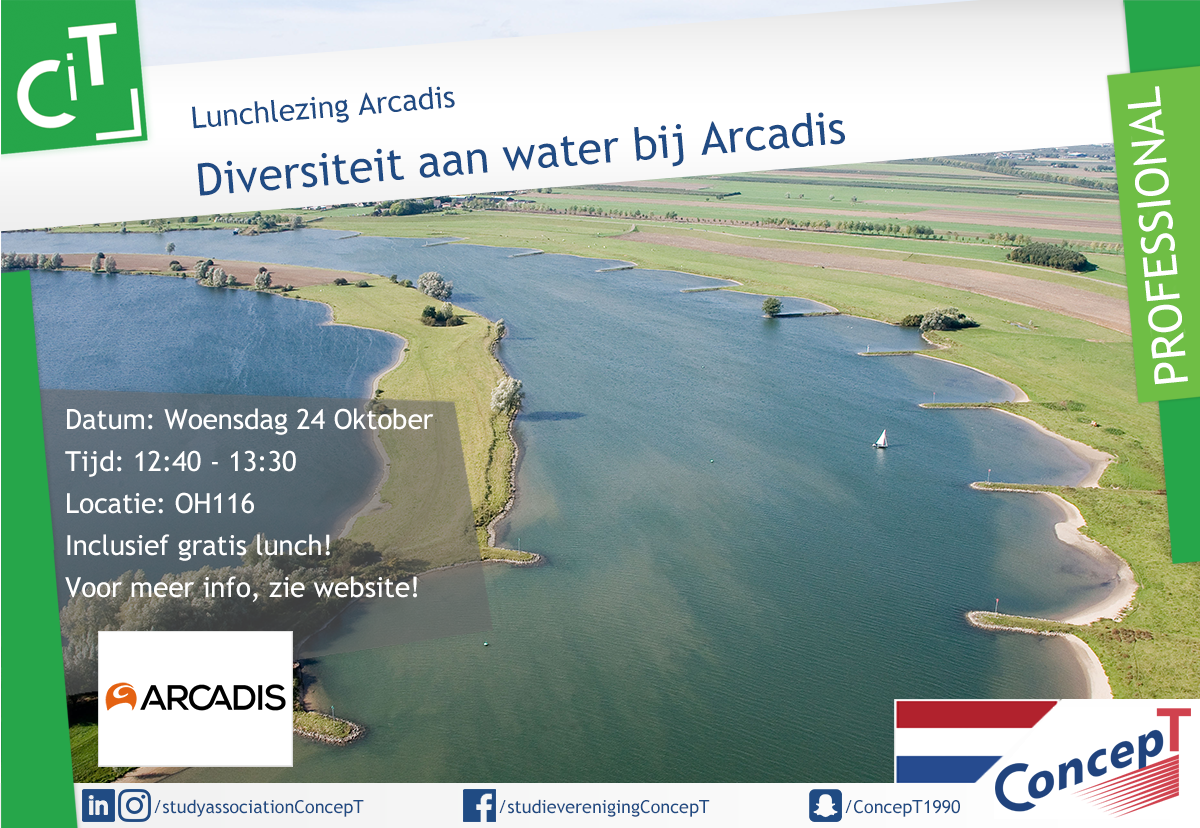 [NL] Lunch Lecture Arcadis