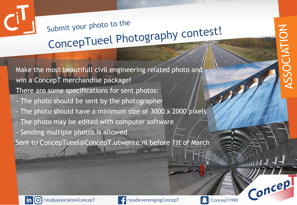 ConcepTueel Photography Contest!