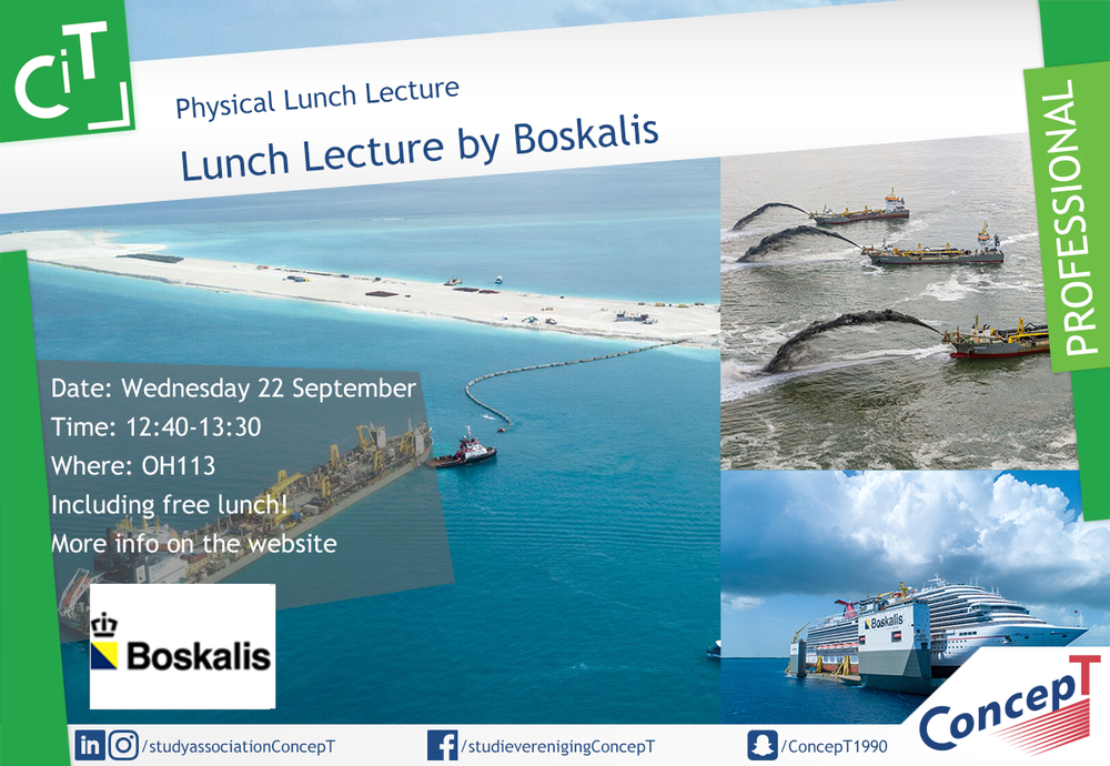 Lunch Lecture Boskalis