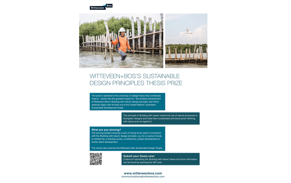 Sustainable Design Principles Thesis Prize